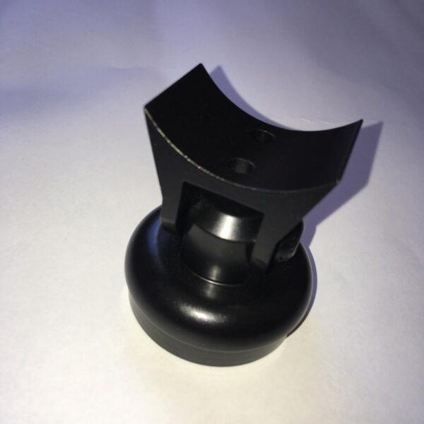 Conexao angular 2 polegadas preto
