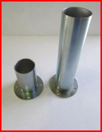 chumbadores de 80 e 200 mm